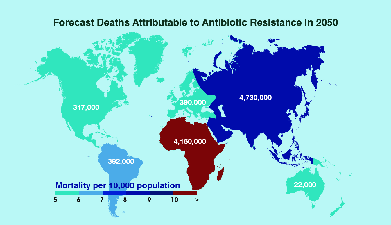 antimicrobial resistance Antimicrobial resistance has become one of the biggest threats to global health here's what you need to know.